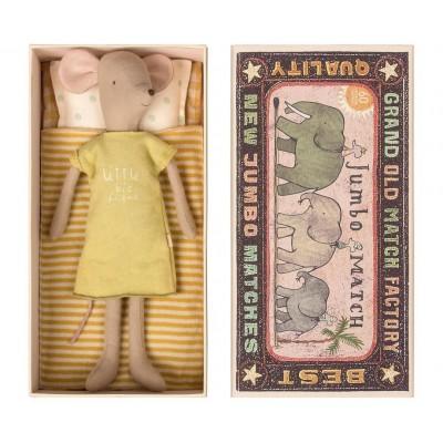 Мышка в коробке Девочка, Медиум