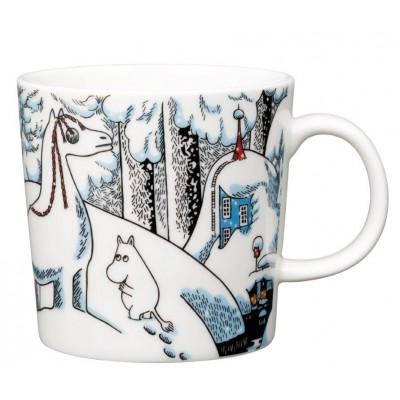 Кружка Moomin, Снежный конь, 0,3л