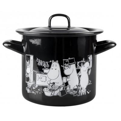 Moomin Кастрюля На кухне 1,5 л