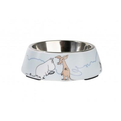 Миска для животных Moomin blue 14 см