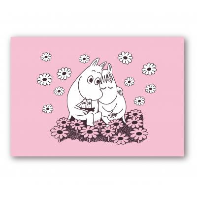 Настольный коврик Moomin Любовь