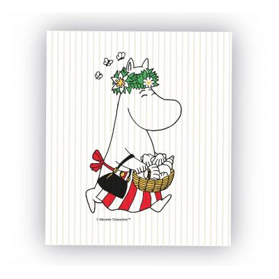 Кухонная салфетка Moomin Муми Мама середина лета