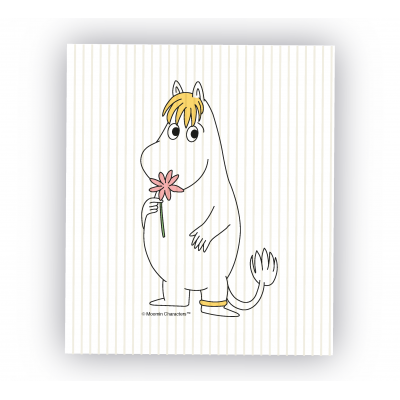 Кухонная салфетка Moomin Фрекен Снорк и цветы