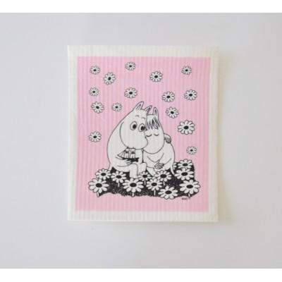 Кухонная салфетка Moomin Любовь