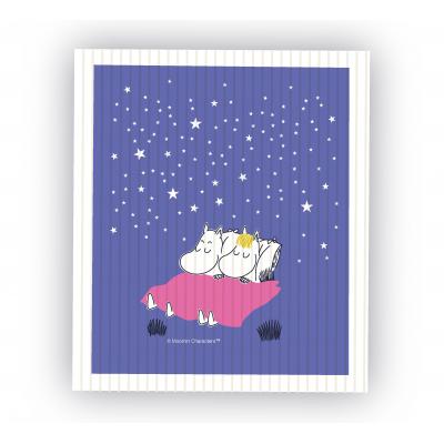 Кухонная салфетка Moomin Доброй ночи