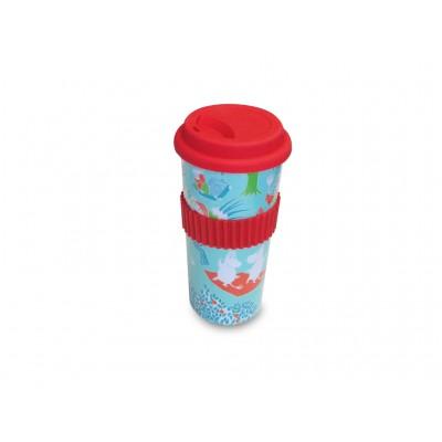 Дорожный стакан Moomin Ретро Mint Green