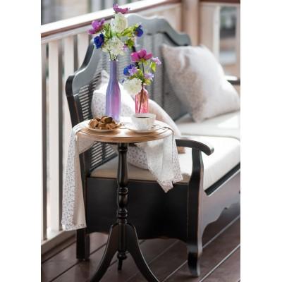 Кофейный столик черный Provence