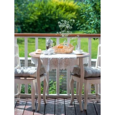 Стол обеденный белый Provence