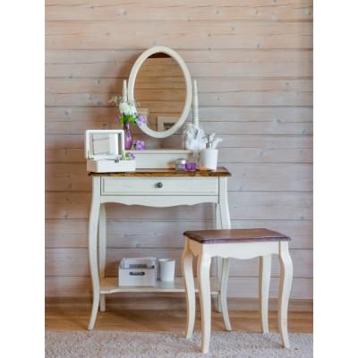 Макияжный столик белый Provence