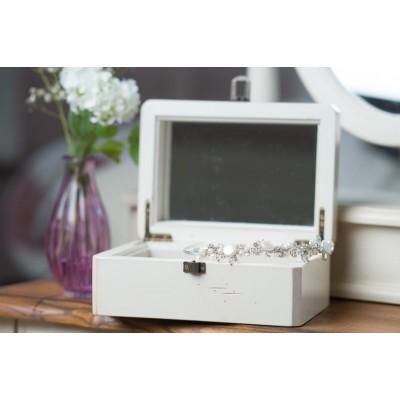 Малый макияжный набор белый Provence