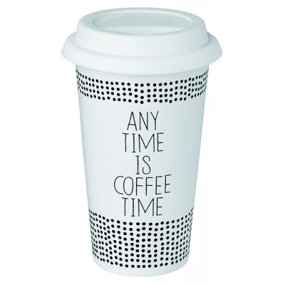 Rader Термокружка Any time is coffee time
