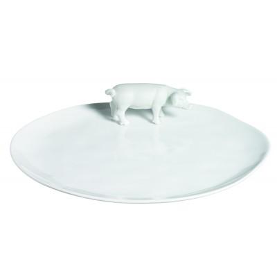 Raeder Тарелка для мясной нарезки Pig
