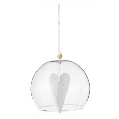 Декоративный шар Heart