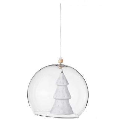 Декоративный шар Christmas tree
