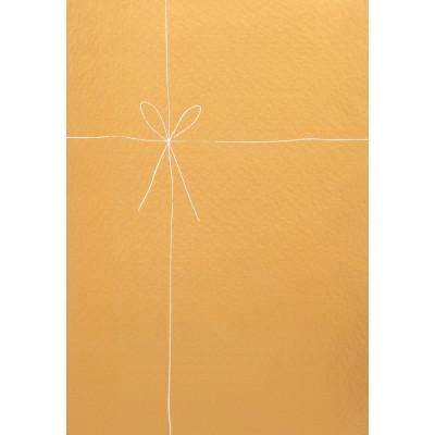 Новогодняя открытка Gift