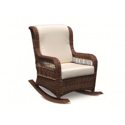 Кресло качалка CLASSIC  с подушками, Sky Spain