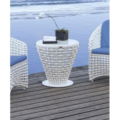 Стол кофейный со стеклом IBIZA, Sky Spain