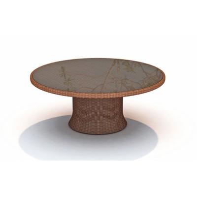 Стол обеденный CLASSIC со стеклом, Sky Spain
