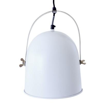 Подвесной светильник Spot White / Brass