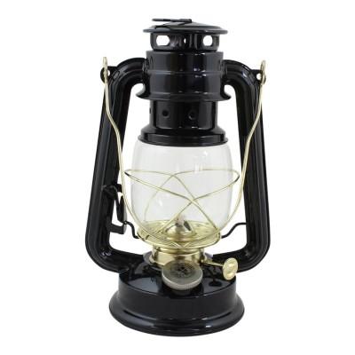 Керосиновый фонарь Black/Brass Small