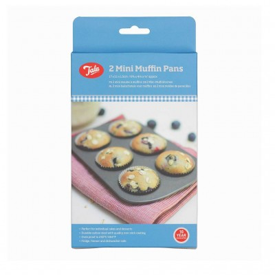 Набор мини форм для запекания Mini Muffin 2 шт