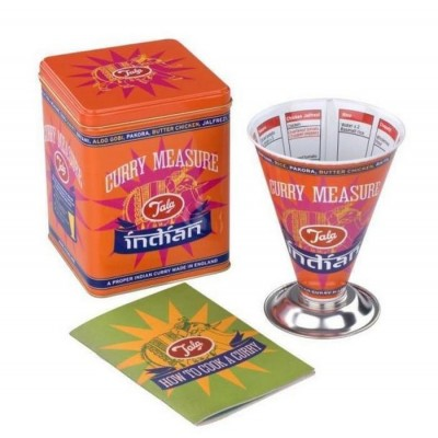 Мерный стакан Curry Measure, Tumeric в коробке