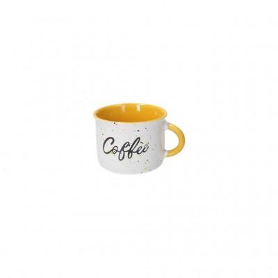 Кружка для кофе Des Arts Happy Yellow 90 мл