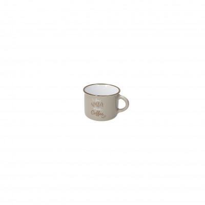 Кружка для кофе Des Arts Natural Beige 100 мл