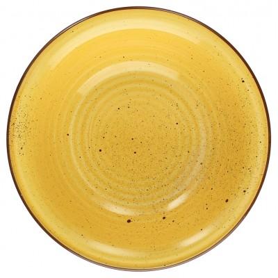 Глубокая тарелка Louise Giallo 21 см