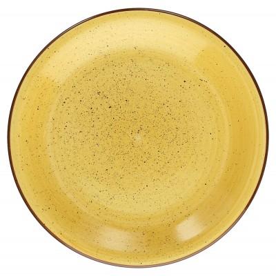 Десертная тарелка Louise Giallo 19 см