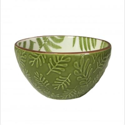 Пиала Relief Evergreen Fern15 см