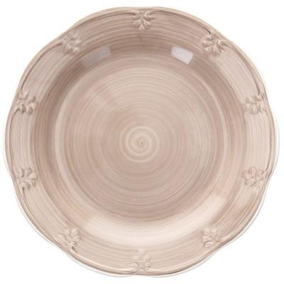 Глубокая тарелка Shabby Beige 23 см
