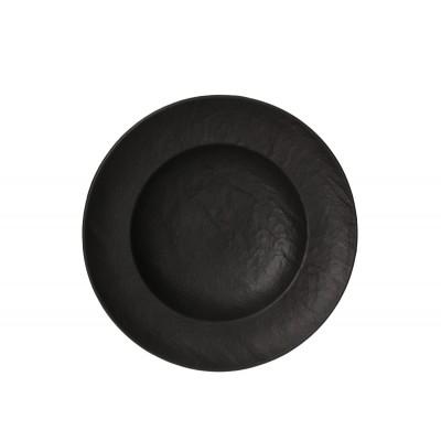 Пиала для пасты Vulcania Black 25 см