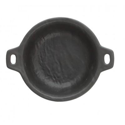 Порционная форма для запекания Vulcania Black 12 см