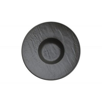 Пиала для пасты Vulcania Black 27 см