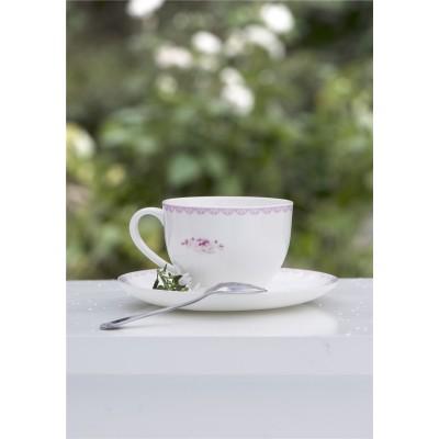 Чашка с блюдцем Cottage Rose 2