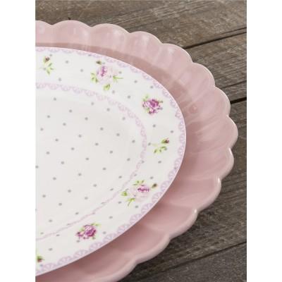 Десертная тарелка