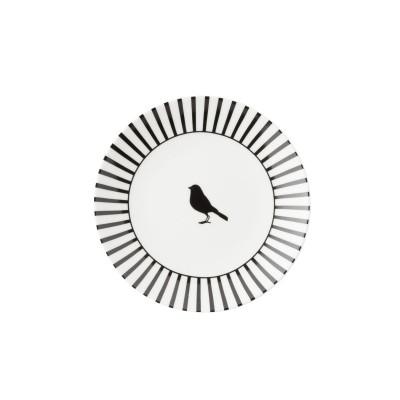 Тарелка DUTCH ROSE Птица 12 см