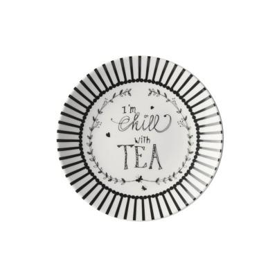 Тарелка DUTCH ROSE Tea 12 см