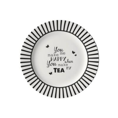 Тарелка DUTCH ROSE Tea 18 см