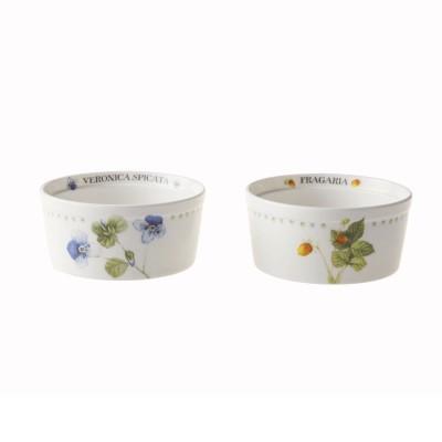 Рамекин M.BASTIN Полевые цветы набор 2шт, 9 см