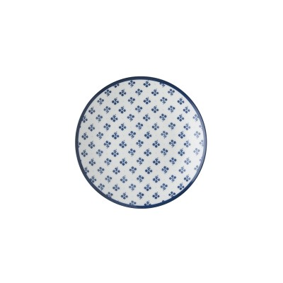 Блюдце LAURA ASHLEY China Fleur mini, 12 см