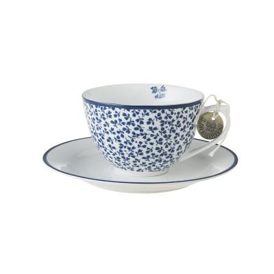Кофейная пара капучино Laura Ashley Floris, 260мл1943