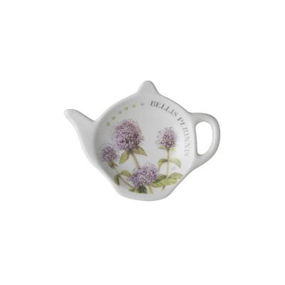 Блюдце для чайных пакетиков, M.BASTIN, Полевые цветы