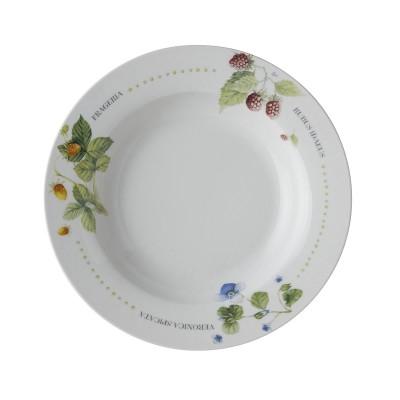 Тарелка глубокая M.BASTIN, Полевые цветы, 23 см