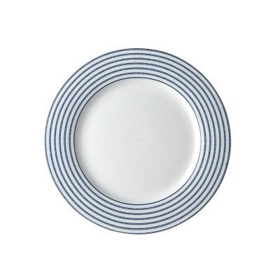 Тарелка LAURA ASHLEY Candy Stripe, 23 см