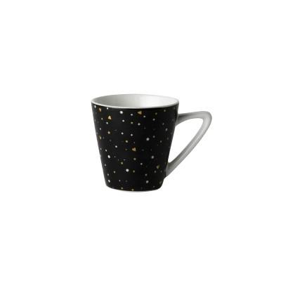 Кружка эспрессо DUTCH ROSE Sparkling black