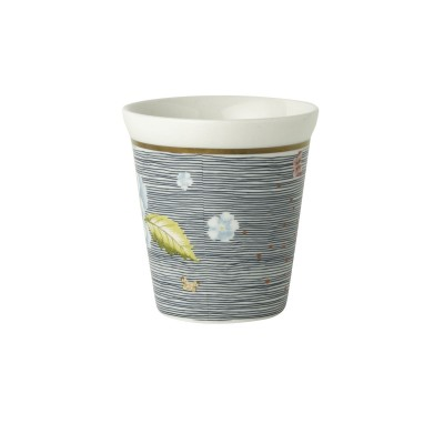 Кружка кофейная без ручки LAURA ASHLEY Midnight Pinstr. UNI, 270 мл