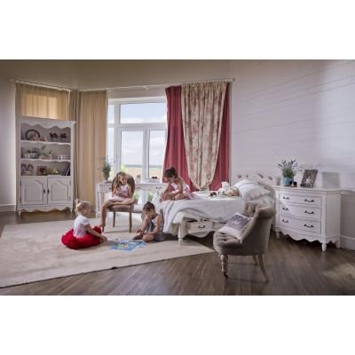 Кровать детская с тремя ящиками  Artichoke, 90х190