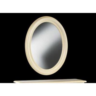 Зеркало овальное La Truffe